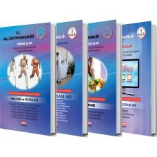 Sağlık Hizmetleri Alanı Renkli 10.Sınıf Set